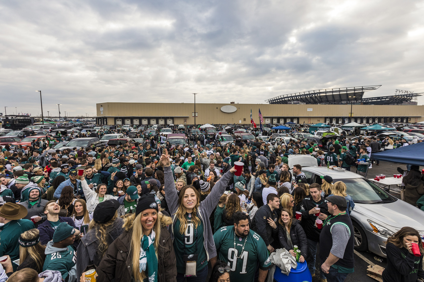 Eagles NFC Championship Tailgate