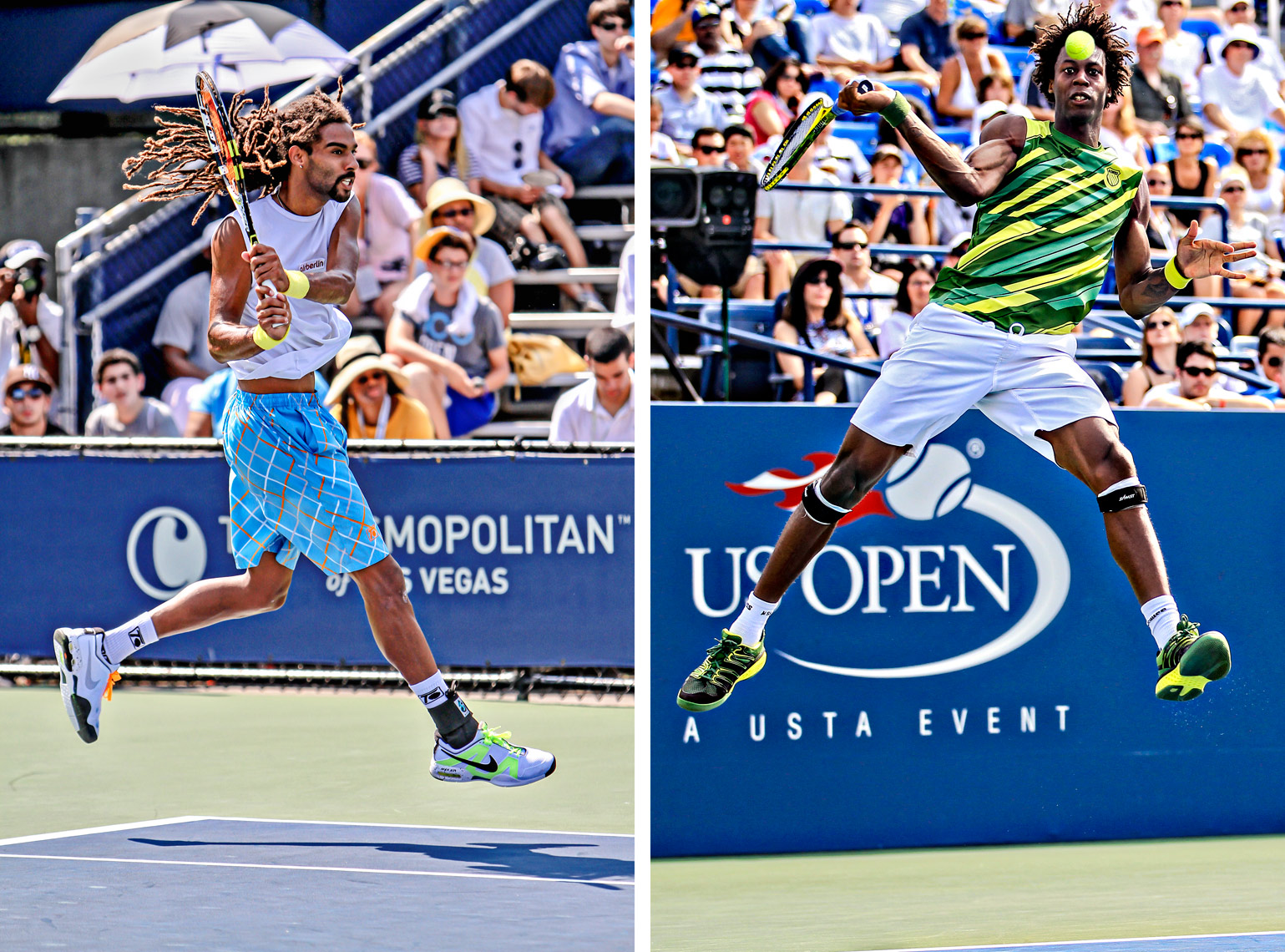 Dustin Brown | Gael Monfils | US Open